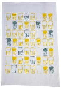 Chai tea towel