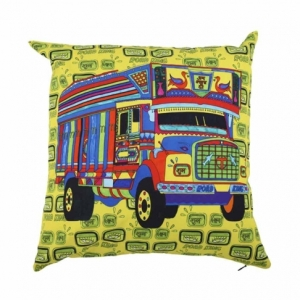 Truck Tircha Cushion Cover