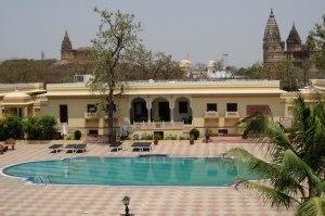 Amar Mahal Pool - Photo by Stephen Reid