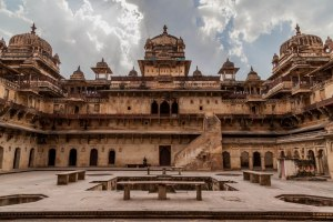 Jahangir Mahal - Photo by Stephen Reid
